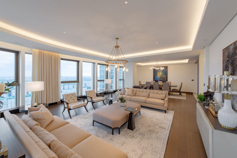 Апартаменты в The Ritz-Carlton Residences